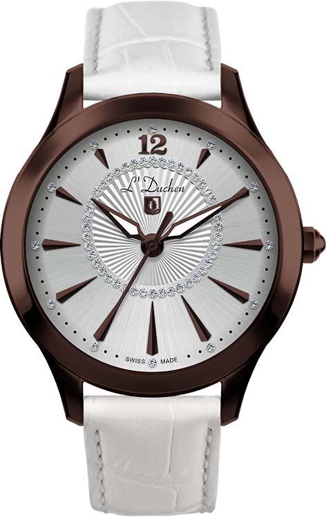 Женские часы L Duchen D271.62.33