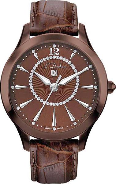Женские часы L Duchen D271.62.38