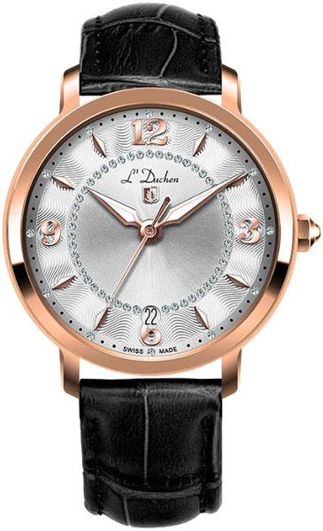 Женские часы L Duchen D281.41.33