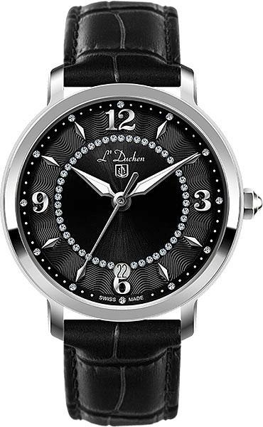 где купить Женские часы L Duchen D281.11.31 по лучшей цене