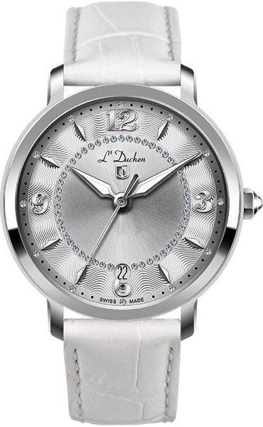 Женские часы L Duchen D281.16.33 дизайн панков турецкий браслеты для глаз для мужчин женщины новая мода браслет женский сова кожаный браслет камень