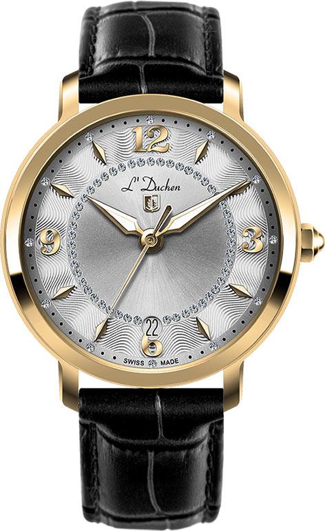 купить Женские часы L Duchen D281.26.33 по цене 21950 рублей