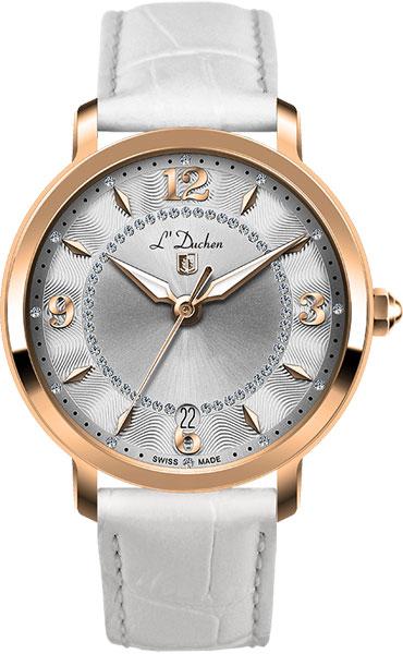 купить Женские часы L Duchen D281.46.33 по цене 21950 рублей