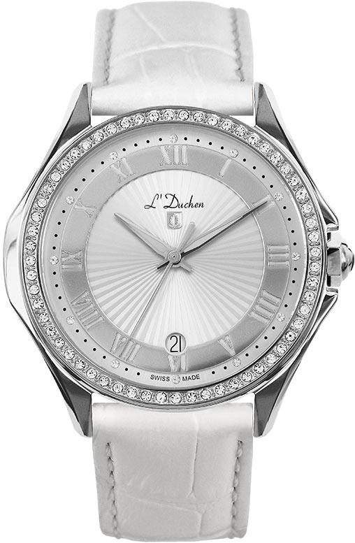 Женские часы L Duchen D291.16.33 все цены