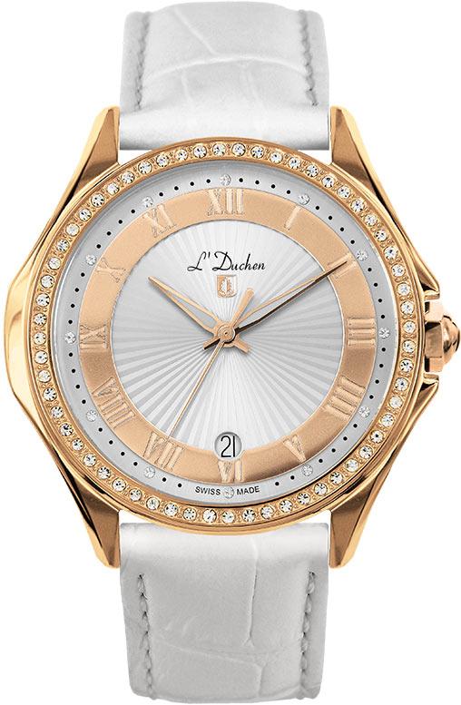 Женские часы L Duchen D291.46.33