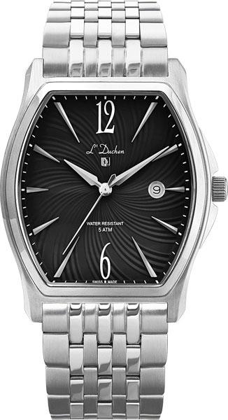 цена Мужские часы L Duchen D301.10.21 онлайн в 2017 году