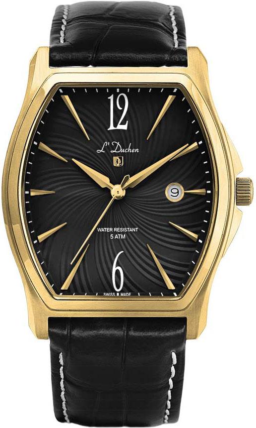 лучшая цена Мужские часы L Duchen D301.21.21