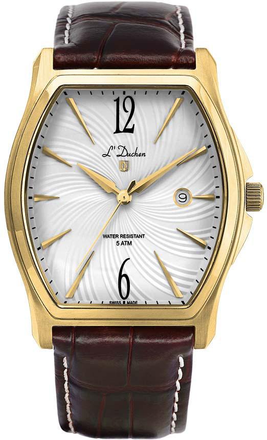 цена Мужские часы L Duchen D301.22.23 онлайн в 2017 году