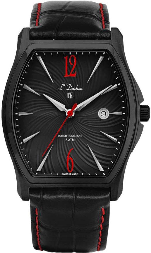 цена Мужские часы L Duchen D301.71.25 онлайн в 2017 году