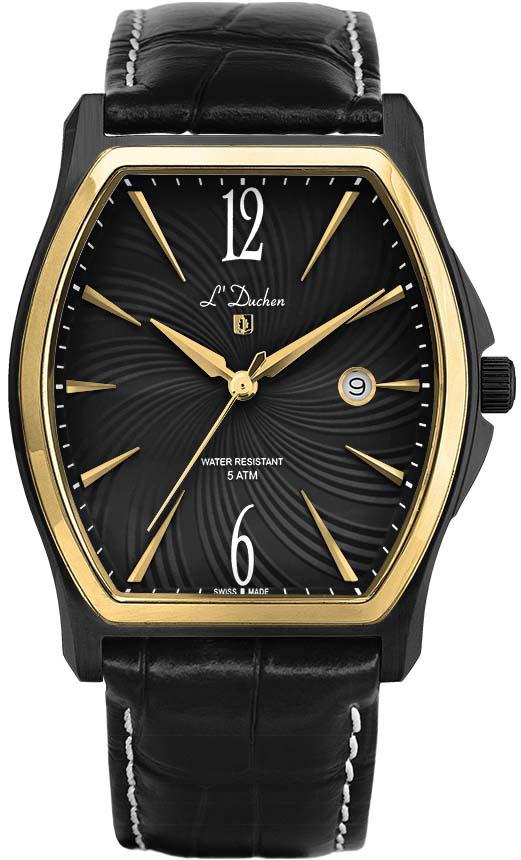 цена Мужские часы L Duchen D301.81.21 онлайн в 2017 году
