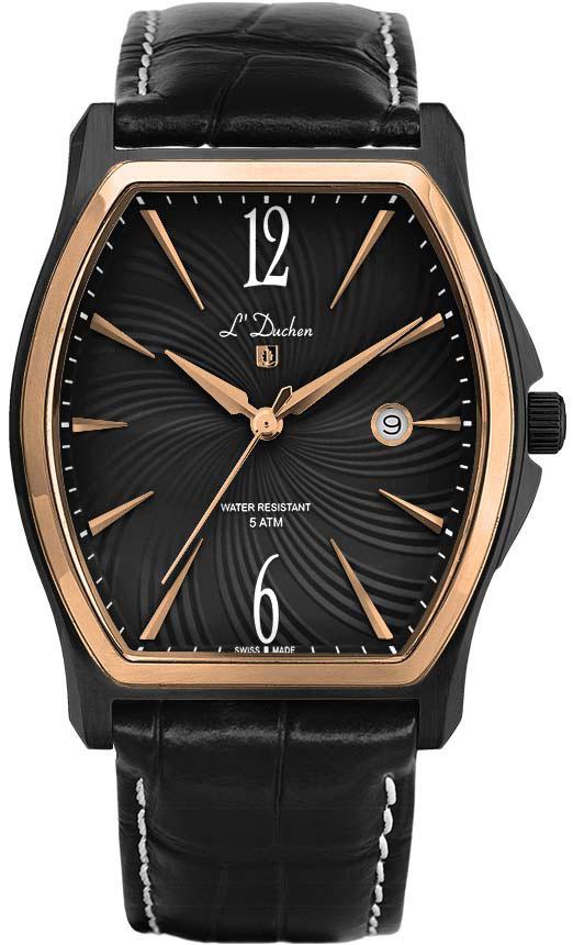 лучшая цена Мужские часы L Duchen D301.91.21