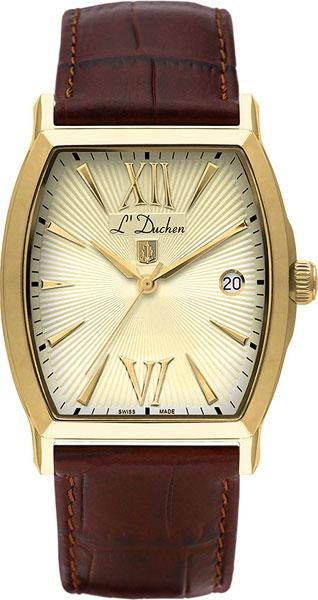 Швейцарские мужские часы в коллекции La Classique Мужские часы L Duchen D331.22.14 фото