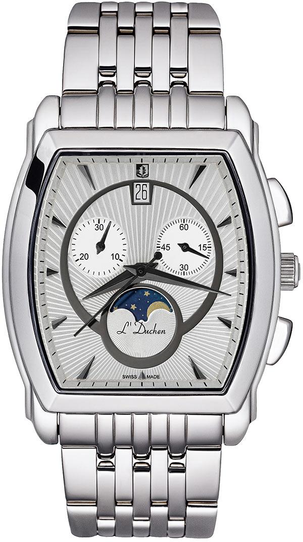 лучшая цена Мужские часы L Duchen D337.10.32