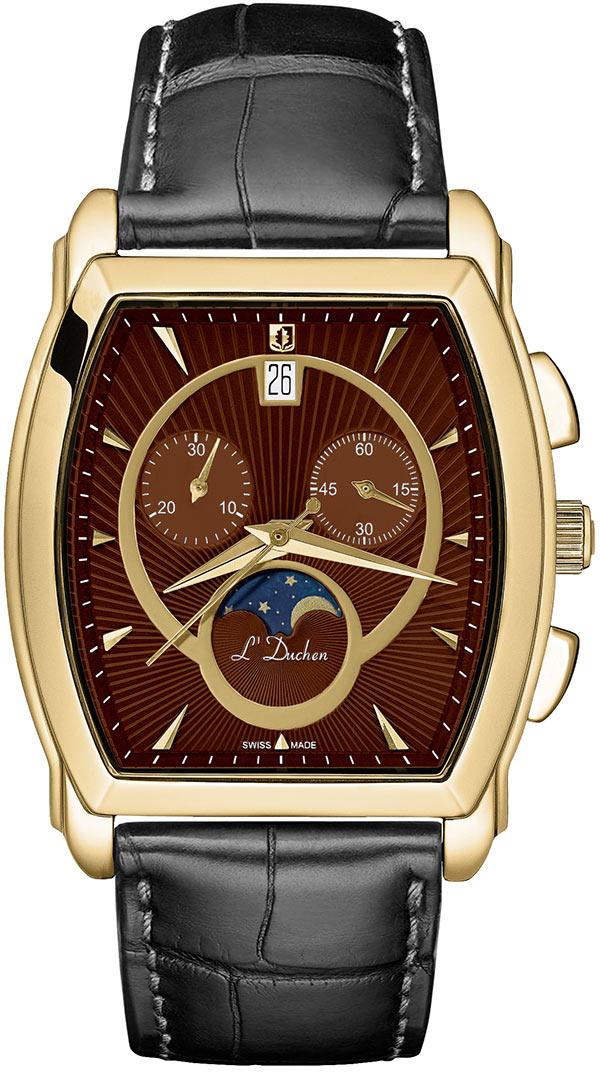 мужские часы l duchen d337 11 31 Мужские часы L Duchen D337.21.31