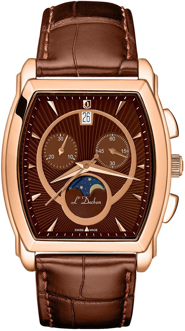 лучшая цена Мужские часы L Duchen D337.42.38