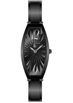 Женские часы L Duchen D381.70.31 44mm parnis 316l stainless steel screw pvd case fit 6498 6497 movement