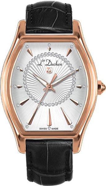 Женские часы L Duchen D401.41.33