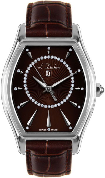 цена Женские часы L Duchen D401.12.38 в интернет-магазинах