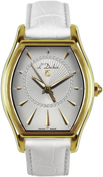 где купить Женские часы L Duchen D401.26.33 по лучшей цене