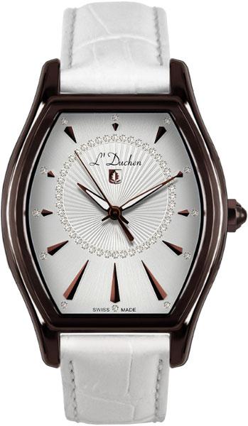 Женские часы L Duchen D401.62.33 цена