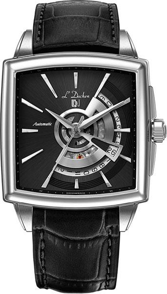цена Мужские часы L Duchen D443.11.31 онлайн в 2017 году