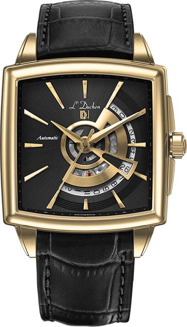 Мужские часы L Duchen D443.21.31 цена и фото