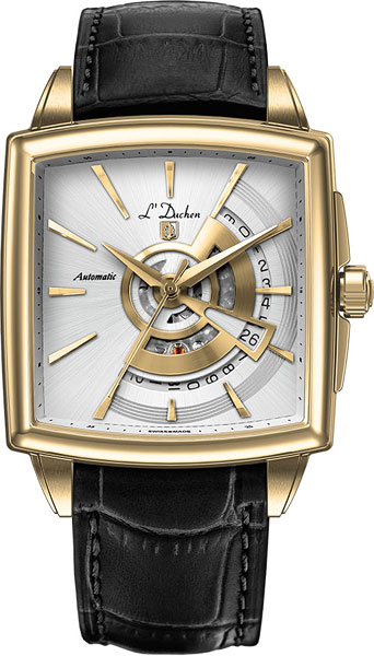 лучшая цена Мужские часы L Duchen D443.21.33