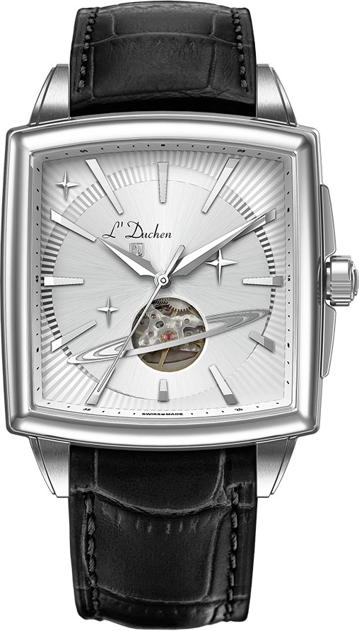 Мужские часы L Duchen D444.11.33 все цены