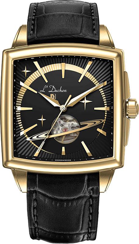 цена Мужские часы L Duchen D444.21.31 онлайн в 2017 году