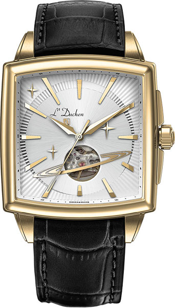 цена Мужские часы L Duchen D444.21.33 онлайн в 2017 году