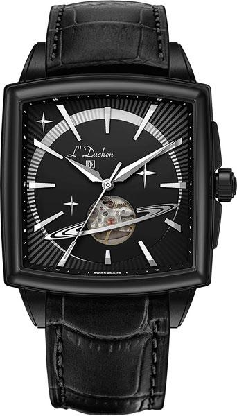 Швейцарские мужские часы в коллекции Collection 444 Мужские часы L Duchen D444.71.31 фото