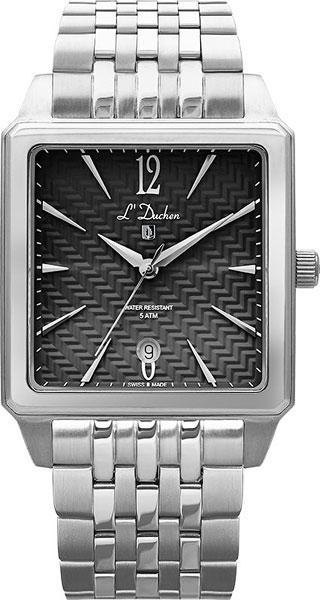 Мужские часы L Duchen D451.10.21 мужские часы l duchen d751 11 31