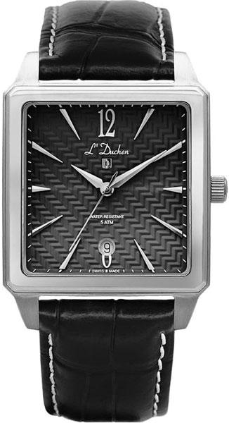 цена Мужские часы L Duchen D451.11.21 онлайн в 2017 году