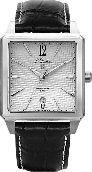 цена Мужские часы L Duchen D451.11.23 онлайн в 2017 году