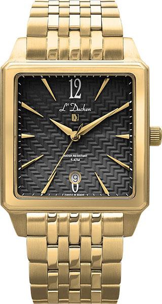 цена Мужские часы L Duchen D451.20.21 онлайн в 2017 году