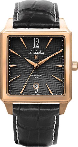 лучшая цена Мужские часы L Duchen D451.41.21