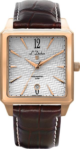 лучшая цена Мужские часы L Duchen D451.41.23