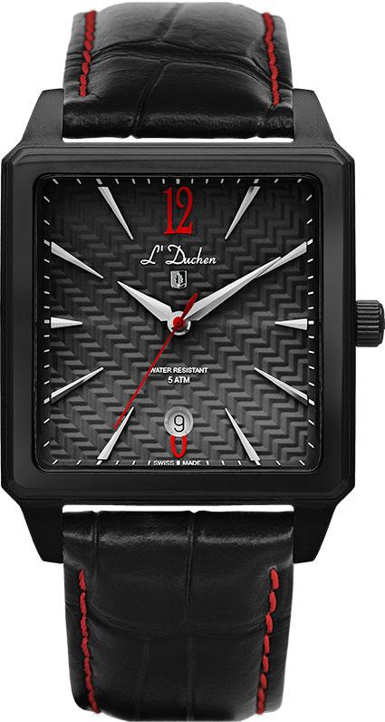 цена Мужские часы L Duchen D451.71.25 онлайн в 2017 году