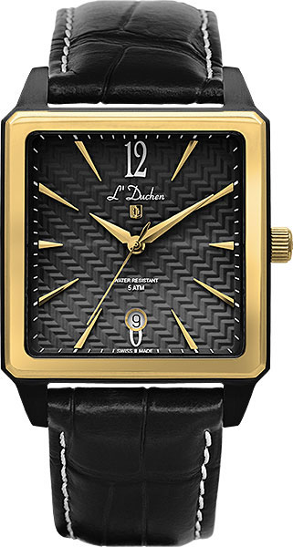 Мужские часы L Duchen D451.81.21 l duchen d201 21 31 l duchen