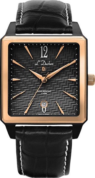 Мужские часы L Duchen D451.91.21 l duchen d201 21 31 l duchen