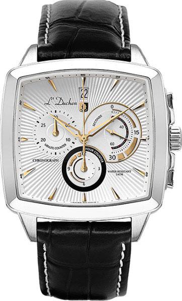 Мужские часы L Duchen D462.11.32 цена и фото