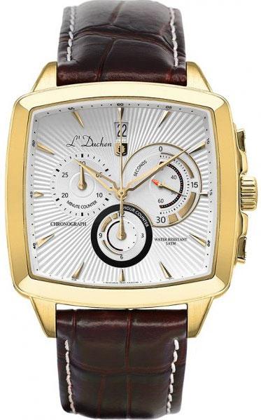 Мужские часы L Duchen D462.22.32 цена и фото