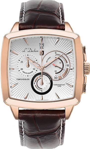 Мужские часы L Duchen D462.42.33 цена и фото