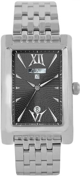 Швейцарские мужские часы в коллекции Le Chercheur Мужские часы L Duchen D531.10.11 фото