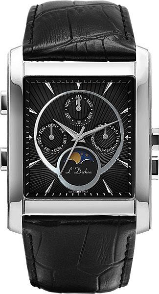 цена Мужские часы L Duchen D537.11.31 онлайн в 2017 году