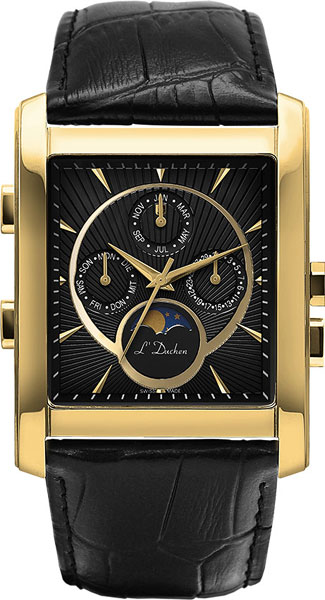 цена Мужские часы L Duchen D537.21.31 онлайн в 2017 году