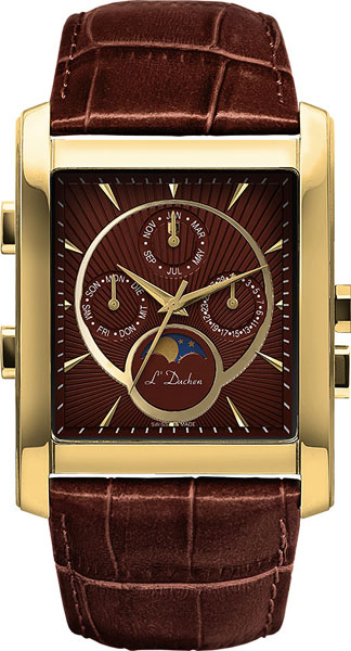 Мужские часы L Duchen D537.21.38