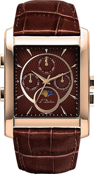 лучшая цена Мужские часы L Duchen D537.42.38