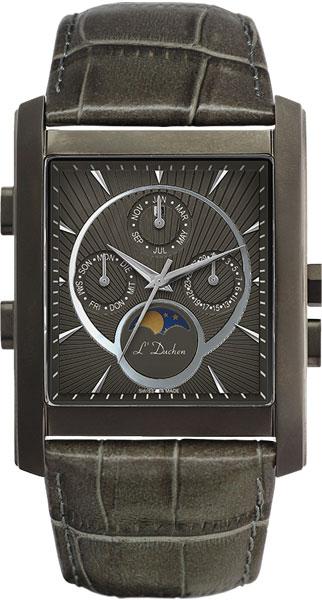 цена Мужские часы L Duchen D537.68.33 онлайн в 2017 году