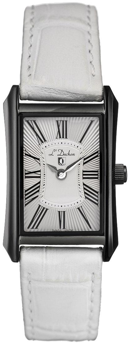 цена Женские часы L Duchen D561.76.13 онлайн в 2017 году